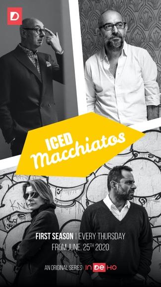 Iced Macchiatos